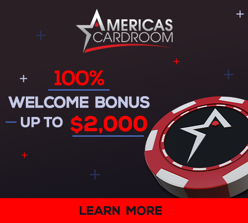 Americas Cardroom is one of the fastest-growing, friendliest online poker communities in the world. We offer both real- and play-money games to be enjoyed f